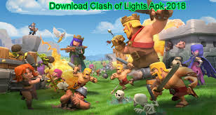 clash of lights update download clash of lights apk 2018 unlimited gems gold elixir 85 mb