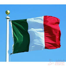 Itlaly Flag Italy Il Tricolore Italian Flag Country Banner Outdoor Patio