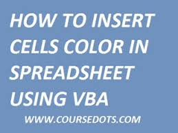 100 vba interior color how to get color of the cell using