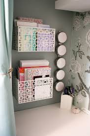 Office Shelf Decorating Ideas 20 Cubicle Decor Ideas To Make Your Office Style Work As Hard As