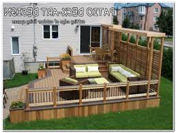 covered patio and deck designs decks home decorating ideas
