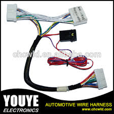 2016 automobile power window wire harness for swift mitsubishi