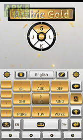 keyboard themes for android arabic gold go keyboard theme for android free at apk