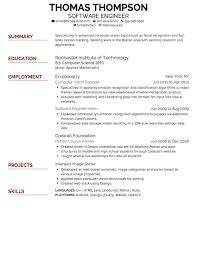 Best Resume Font Bloomberg by Resume Template Objectives Professional Resumes Throughout What