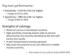 carcinoma cervix pre management workup