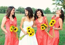 wedding flowers sunflowers sunflower wedding bouquets the wedding specialiststhe wedding