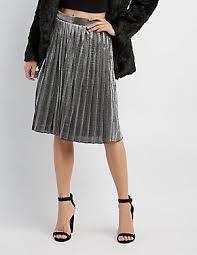 stylish mini maxi u0026 bodycon skirts charlotte russe