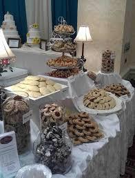wedding cookie table ideas 43 trendy wedding cookies bar ideas happywedd com