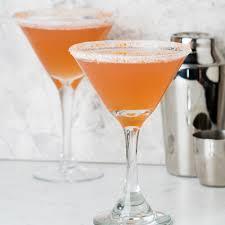 orange martini recipe rokz orange cocktail rim sugar 5 oz