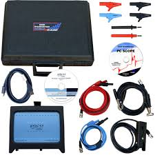automotive pc scope diagnostic package 2 channels usb ease