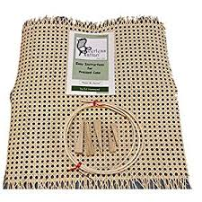Caning A Chair Amazon Com Chair Caning Cane Caned Seat Replacement Repair Kit
