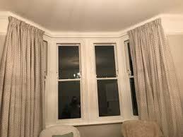 ikea curtain rods curtain bow window decorating ideas bow window curtains bay