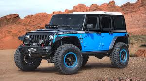 modified jeep 2017 jeep luminator news gallery top speed