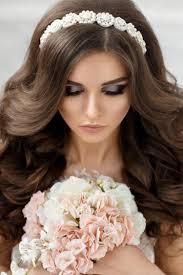 Hochsteckfrisurenen Hochzeit Mit Haarreif by Hochzeitsfrisuren Hochzeit Kann Sich Keine Freu Ohne Richtige