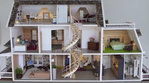 Free Miniature Dollhouse Plans by Modern Mini Houses