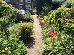 london cottage garden the garden layout gardening blog