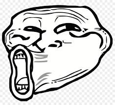 Meme Download - internet troll trollface rage comic internet meme face pack png
