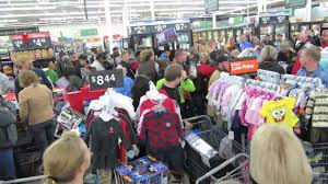 walmart open time black friday walmart chaos on a black friday sales youtube