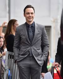 jim parsons in jim parsons honored on the walk of fame zimbio