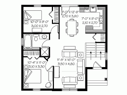 traditional house floor plans eplans traditional house plan two bedroom traditional 850