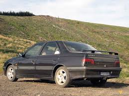 peugeot 405 generations technical specifications and fuel economy
