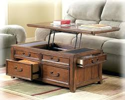 desk with lift lid coffee table with hinged lid coffee table w lift top trunk flip up