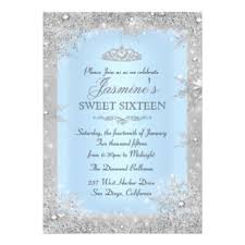 birthday announcements homey inspiration cinderella sweet 16 invitations 16th birthday