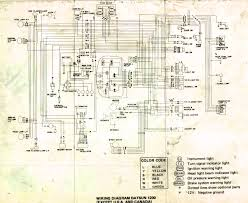 nissan sunny wiring diagram with electrical 55917 linkinxcom
