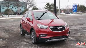 Encore Interior 2017 Buick Encore Android Auto Review Androidheadlines Com