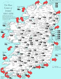 Map Of Ireland And England by Ireland List Irish History