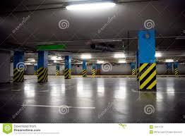 underground parking garage underground parking garage interior stock photo image 13417170