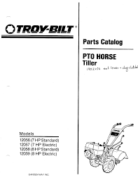 troy bilt tiller 12056 7hp user guide manualsonline com