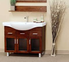 Solid Oak Bathroom Vanity Unit Solid Wood Bathroom Vanity Inspiration And Design Ideas For