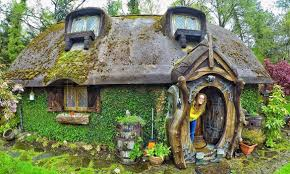 real life hobbit house uber