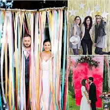 wedding photo booth backdrop 16 diy photo booth ideas for your wedding pretty designs