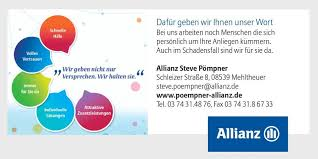 si e allianz allianz versicherung steve pömpner mehltheuer home