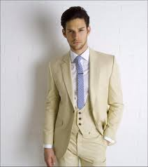 suits for a wedding coat pant designs beige groom tuxedos 3 slim fit mens