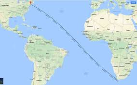 Cape Of Good Hope On World Map by Is There Civilization Beyond Our World