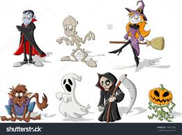 classic halloween monsters u2013 festival collections