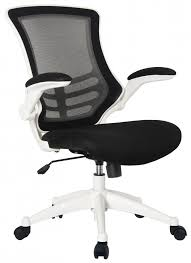 white fabric office chair mesh vs upholstered fabric office chair md interiors