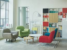 1 salon sans canapé pour optimiser l espace
