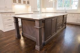 dark brown kitchen island design ideas