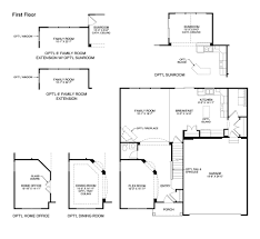 pulte floor plans durham new home plan lewis center oh pulte homes new home