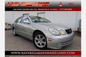 indianapolis lexus used lexus gs 300 for sale in indianapolis in edmunds