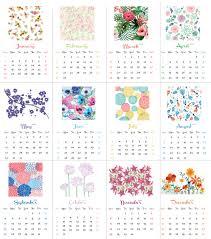 printable calendar 2016 etsy december 2016 calendar pdf 2017 printable calendar