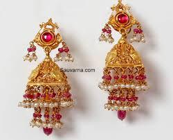 buttalu earrings buttalu sauvarna indian jewelery