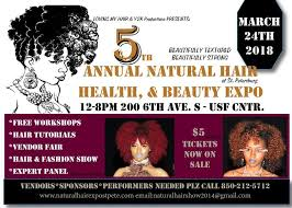 5th annual natural hair expo st petersburg events yelp