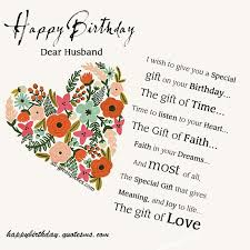 birthday wishes quotes for husband best happy birthday wishes