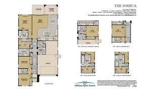 480 Square Feet by Joshua Plan William Ryan Homes In Estrella Mountain For Sale