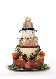 Wedding Cake Order Diy Perfect Cheese Wheel Wedding Cake Mywedding